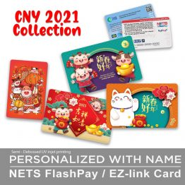 CNY 2021 CEPAS card collection