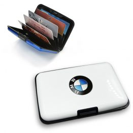 RFID card holders customised with logo