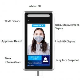 Facial recognition system description